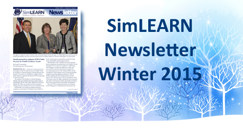 graphic link - SimLEARN Newsletter Home