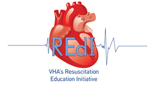 graphic link - VHA Resuscitation Education Initiative